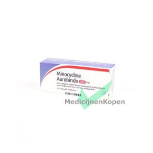 Minocycline 100Mg Kopen (Soa)